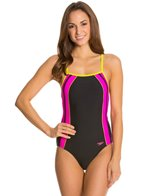 Speedo Fitness Ignite Splice One Piece