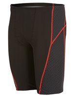 Speedo Men's Fitness Endurance+ Splice Compression Jammer