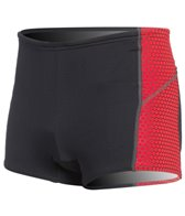 Speedo Men's Fitness Endurance+ Splice Compression Square Leg