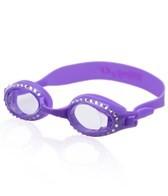 Bling2O Girls' Classic Swirl Swim Goggles