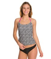 Speedo Active Print Halterkini Top