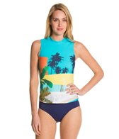 Seafolly Poolside Sunvest Top