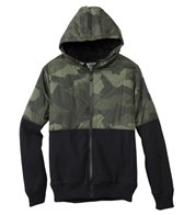 FOX Men's Crockett Sasquatch Zip Fleece