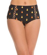 Seafolly Summer Crush High Waisted Bottom