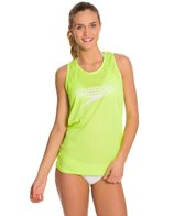 Speedo Mesh Cover Up Tank