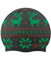 Speedo Ugly Sweater Silicone Swim Cap