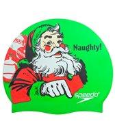Speedo Santa Baby Silicone Swim Cap