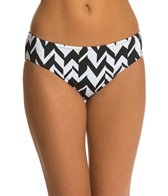Jag Maldives Stripe Reversible Retro Bottom
