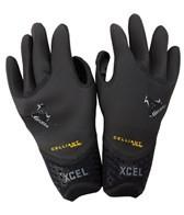 Xcel 3MM Drylock TDC 5 Finger Glove