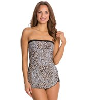 Gabar Wild Safari Bandeau One Piece