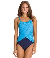Gabar Coast Line High Neck Underwire One Piece