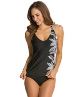 Beach House Myrtle Beach Crossback Tankini Top