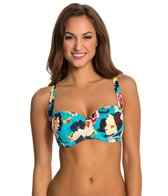 Seafolly Kabuki Bloom F Cup Bikini Top