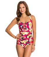 Seafolly Kabuki Bloom Halter One Piece