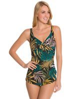 Penbrooke Raindance Cross Over Sarong One Piece