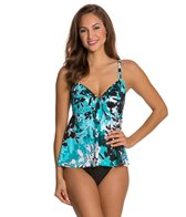 Penbrooke Barcelona Bow Front Fauxkini One Piece