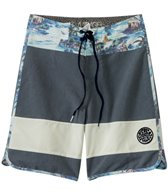 Rip Curl Men's Mirage Scrambler Scallop Boardshort