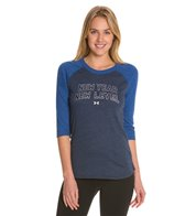 Under Armour Women's New Year New Level Raglan L/S Running Crew
