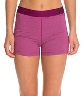 Under Armour Women's Compression Stripe Running Shorty