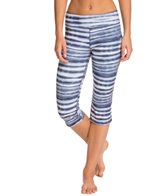 Under Armour Women's Hopper Printed Running Capri