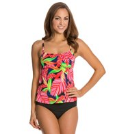 South Point Retro Tropics Rio Tankini Top