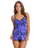 Miraclesuit Fan Dance Love Knot Tankini Top