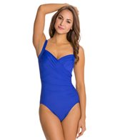 Miraclesuit Solid Sanibel DD Cup One Piece