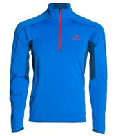 Salomon Men's HZ 2 Midlayer Running Fleece