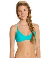 Volcom Simply Solid Crop Bikini Top