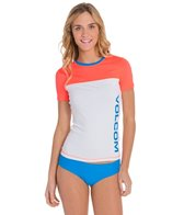 Volcom Colorblock S/S Rashguard