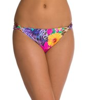 Nanette Lepore Playa Tropical Vamp Banded Side Bottoms