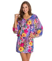 Nanette Lepore Playa Tropical Cover-Up Tunic