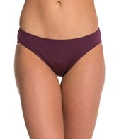 Laundry By Shelli Segal Basic Ruched Hipster Bikini Bottom
