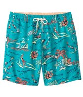 Sperry Top-Sider Men's Beach House 17 Volley Short