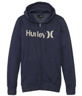 Hurley Men's One & Only Zip Fleece Hoodie