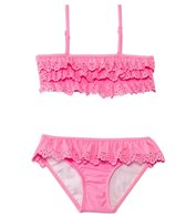 Seafolly Girls Girls' Go-Go Girl Flutter Bye Mini Bikini Set (6mos-7yrs)