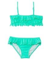 Seafolly Girls' Go-Go Girl Flutter Bye Mini Bikini Set (6mos-7yrs)