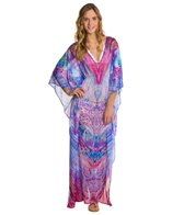 Luli Fama Amancecer Eyes On Me Caftan