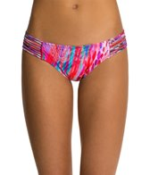 Luli Fama Amancecer Eyes On Me Multi Strings Bikini Bottom