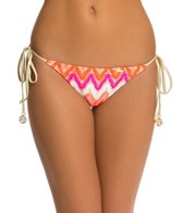 Luli Fama Flamingo Beach Brazilian Tie Side Bottom