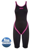 Arena Powerskin Carbon Flex Limited Edition Open Back Full Body Short Leg