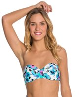 Volcom Floral Junkie Underwire Bandeau Top
