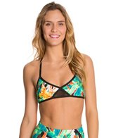 Volcom Tropical Riot Crop Top