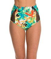 Volcom Tropical Riot High Waist Bikini Bottom
