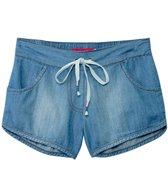 Seafolly Girls Secret Valley Denim Shorts (6-16)