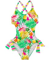 Seafolly Girls Holiday Cut Out Monokini (6-16)