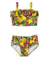 Seafolly Girls Tuttie Cutie Bustier Bikini Set (2-7yrs)