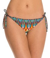 Kenneth Cole Upon The Horizon Reversible Tie Side Bikini Bottom
