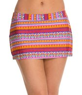 Kenneth Cole Globetrotter Straight Skirt Bottom