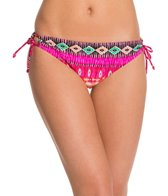 Kenneth Cole Reaction Get Rio Stripe Hipster Bikini Bottom